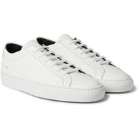 MR PORTER - + Common Projects Original Achilles Leather Sneakers
