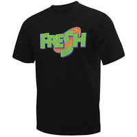 Space Jam Fresh Text Custom T-Shirt