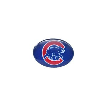 Glass Snap Button 18mmX25mm MLB Chicago Cubs Charms Snap Bracelet for Women Men Baseball Fans Gift Paty Birthday 2017