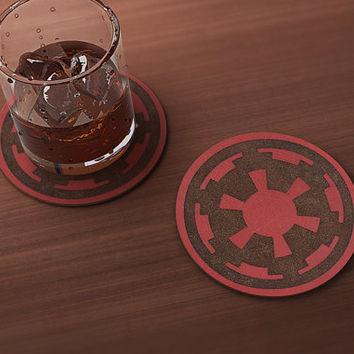Star Wars Empire Drink Coaster