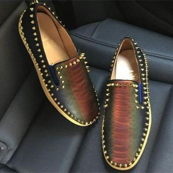 DCCK2 Cl Christian Louboutin Flat Style #771