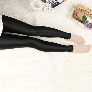 DCCKH6B 1x Sexy Beauty Women's Leggings High Stretched Fitness Clothing Ballet Dancing Pant