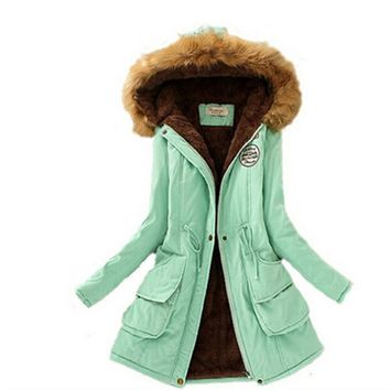 Women's Jackets Coat winter Long