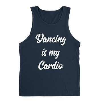 Dancing is my cardio sport funny cool love dancing birthday gift for him for her  Tank Top