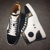 VONE7Y2 Cl Christian Louboutin Style #2171 Sneakers Fashion Shoes