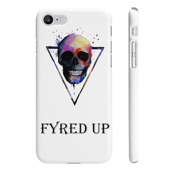Fyred Up Billiards phone case