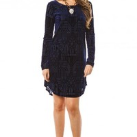 St. Germain Shift Dress