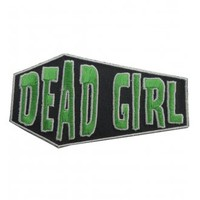 Kreepsville 666 Dead Girl Coffin Patch | Attitude Clothing