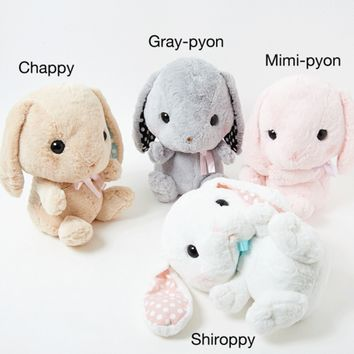 Pote Usa Loppy Pop Plushies (Big)