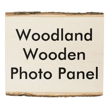 Design Your Own Custom Photo Wood Panel