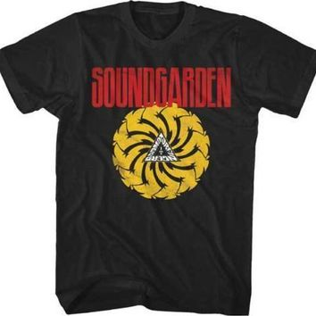 ca qiyif Soundgarden Brand New Official T Shirt