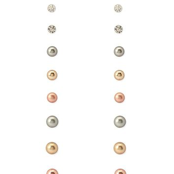 Classic Stud Earrings Set
