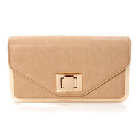 Box Office Beige Purse by Urban Expressions
