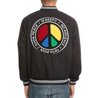 10 Deep The 69 Mens Varsity Jacket