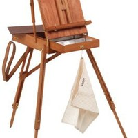Martin Jullian Original -Style Full Size Wooden French Sketch Box Easel