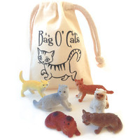 Mini Bags Of Cats, Dogs or Bugs!