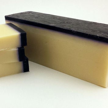 Handmade Olive Oil Soap - Black Raspberry Vanilla