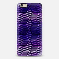 Abstract Crazy Cubes iPhone 6 case by Tracey Coon | Casetify