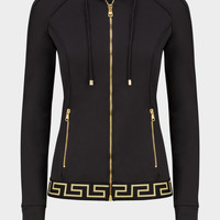 Versace Greek Key Sweatshirt for Women | US Online Store