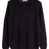 PC Louise knit sweater | MTWTFSS Collection | Weekday.com