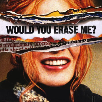 Eternal Sunshine of the Spotless Mind 27x40 Movie Poster (2004)