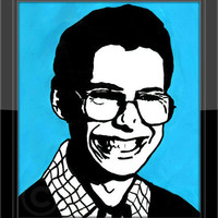 Bill Haverchuck (Freaks and Geeks) Archival Art Print