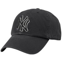 MLB mens Men's Clean Up Cap