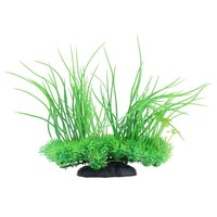 2017 8 inch Aquarium Artificial Plant Grass Green Plastic Water Grass Fish Tank Aquarium Aquatic Decorative Landscape Supplies
