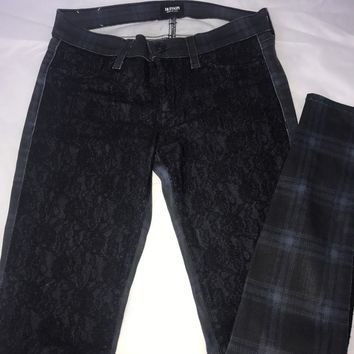Hudson Super Skinny  Women's Vice Versa Jeans Size 26 US Made in USA