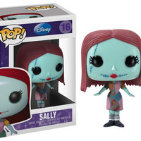 POP! Disney: Nightmare Before Christmas Sally Vinyl Figure
