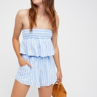 Free People Up and Away Short Set