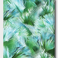 «Palm Dreamer», Numbered Edition Canvas Print by Uma Gokhale - From $49 - Curioos