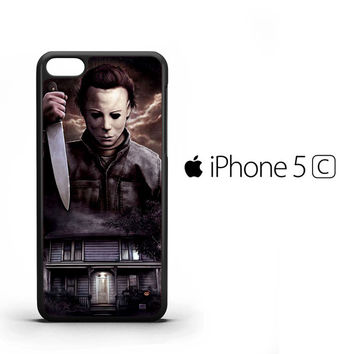 Michael Myers Halloween Z1319 iPhone 5C Case