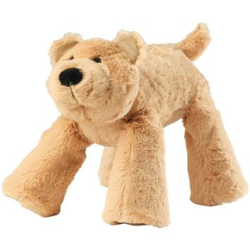 House Of Paws Big Paws Plush Bear Dog Toy