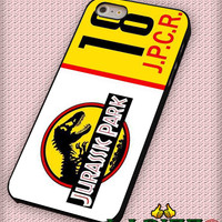 "Jurassic Park Jeep for iPhone 4/4s, iPhone 5/5S/5C/6/6+, Samsung S3/S4/S5 Case ""005"""