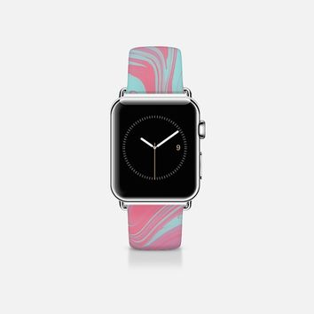 SUMMER WAVES - APPLE WATCH Apple Watch Band (38mm) by Nika Martinez | Casetify