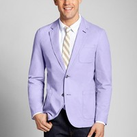 Bonobos Men's Clothing | The Washed Chino Blazer - Lavender