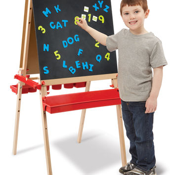 Melissa & Doug - Deluxe Easel - Magnetic Boards