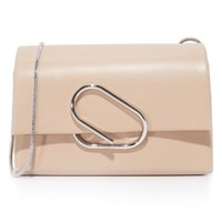 Alix Soft Flap Clutch