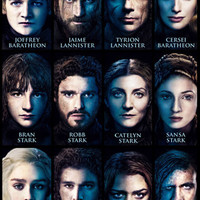 Game of Thrones Cast of Characters