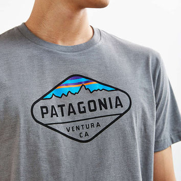 Patagonia Fitz Roy Crest Tee - Urban Outfitters