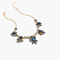 J.Crew Womens Stone Cutout Statement Necklace