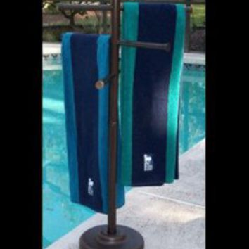 Poolside Towel Racks - TowelRACKED.com