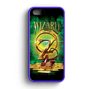 Wizard Of Oz Logo Theres No Place Like Home  iPhone 5 Case iPhone 5s Case iPhone 5c Case