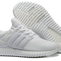 Adidas Yeezy Ultra Boost white  Men/Women shoes