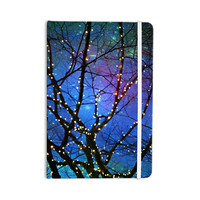 "Sylvia Cook ""Holiday Lights"" Christmas Everything Notebook"
