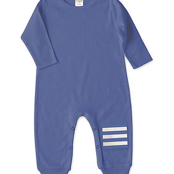 Indigo Patch Playsuit - Infant