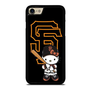 SAN FRANCISCO GIANTS HELLO KITTY iPhone 7 Case Cover