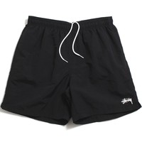 Stock SP19 Water Shorts Black