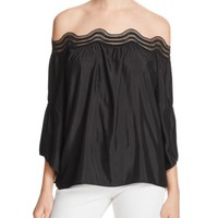Ramy Brook Priscilla Off-The-Shoulder Top | Bloomingdales's